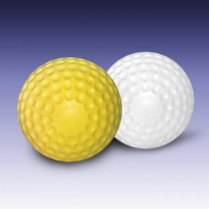 JUGS Sting-Free Yellow Dimpled 9 Inch Baseballs: B1000
