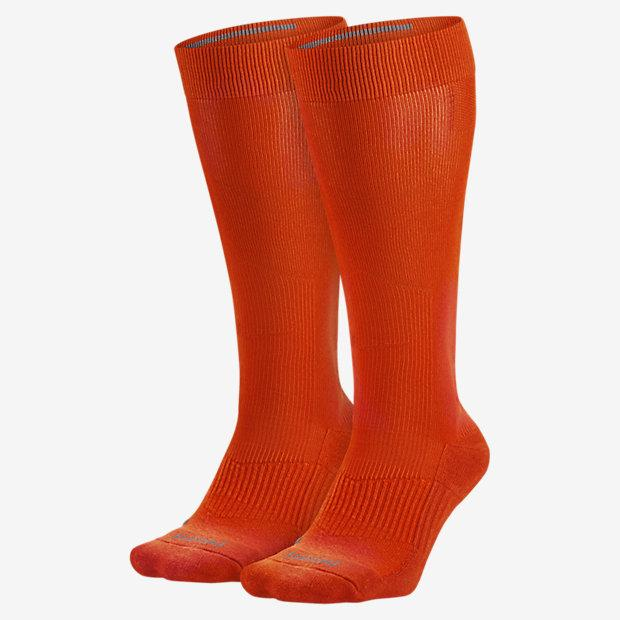 Nike Performance Knee-High Training Socks 2-Pack: SX4810