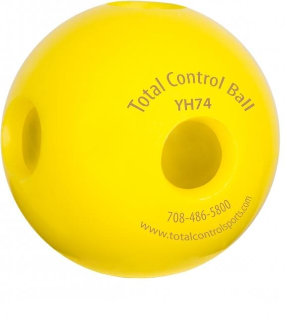 Total Control 74 Hole Ball - Box of 12