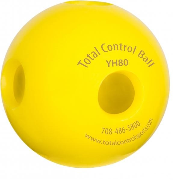 Total Control 80 Hole Ball - Box of 24