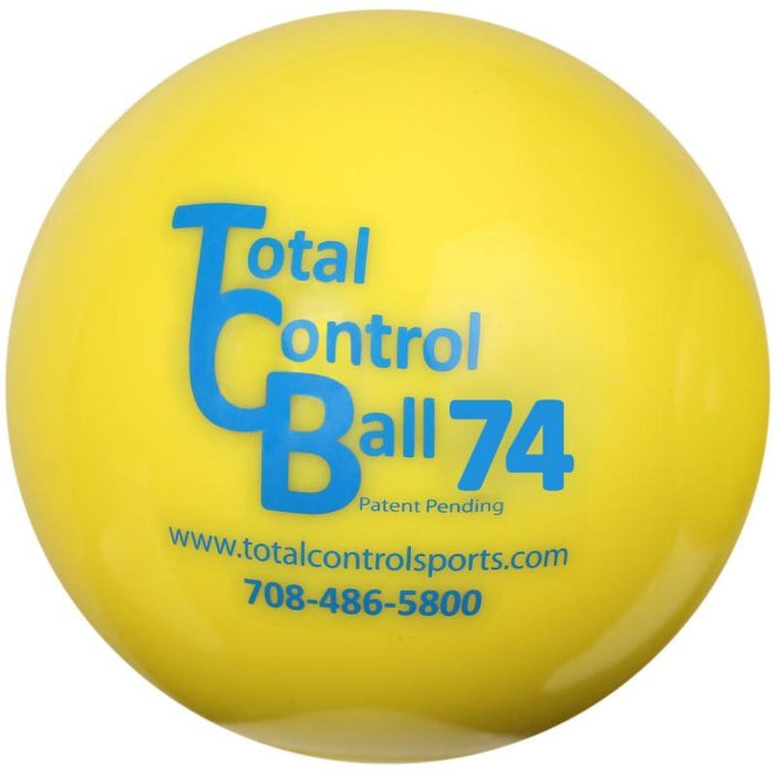 Total Control Baseballs 74 - Pack of 3: TCB743