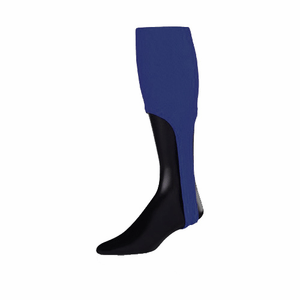 Pro Feet Solid Adult Stirrups 9 Inch Cut Navy: 402