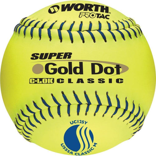 Worth Pro-Tac Classic M 12 Inch USSSA Softball