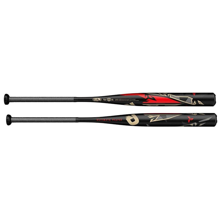 2020 DeMarini Ultimate Weapon Slowpitch Softball Bat End Loaded ASA USSSA: WTDXUWE-20