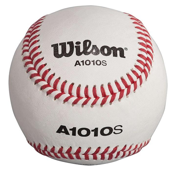 Wilson Bucket of Baseballs with 3 Dozen A1010 X-Outs Baseballs Combo