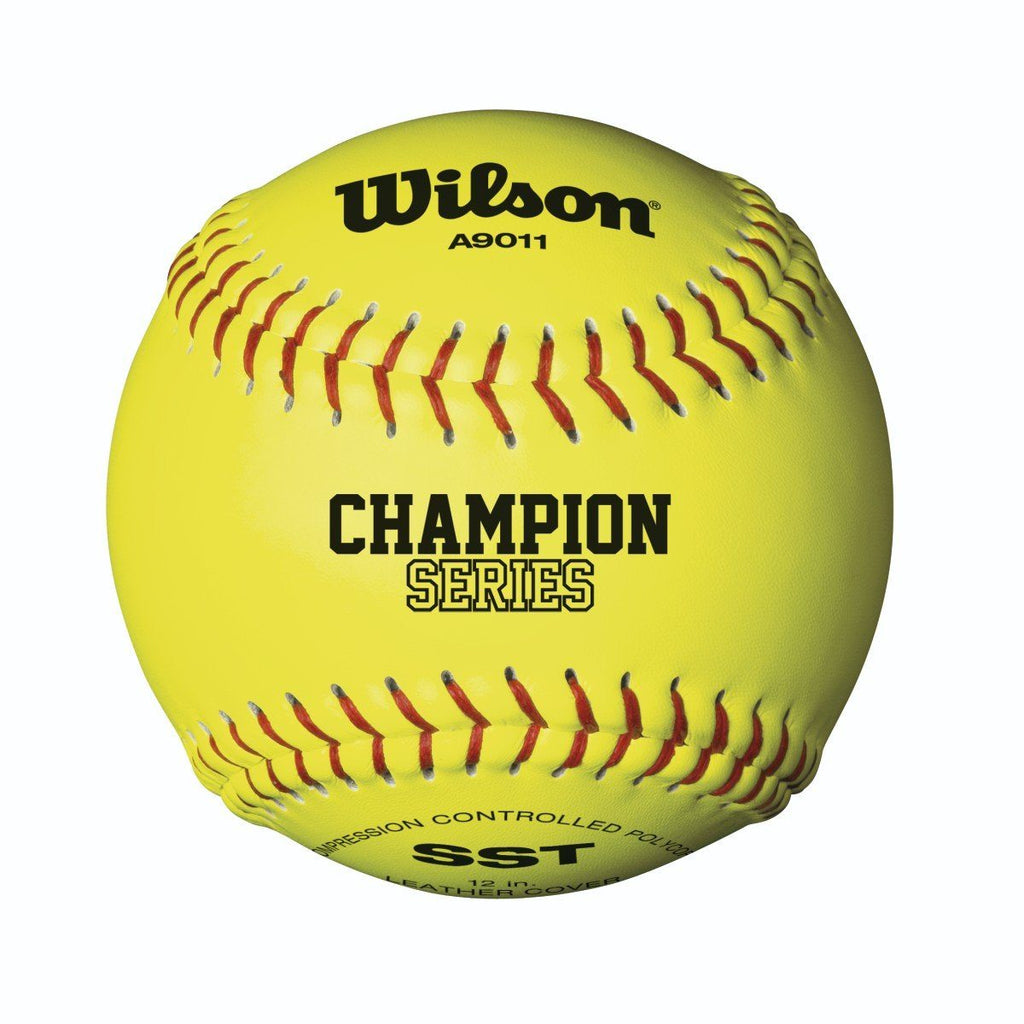 Game on closeouts sporting goods - Wilson A9011 Nfhs Polycore Fastpitch Softball 12 Inch Wilson Sporting Goods