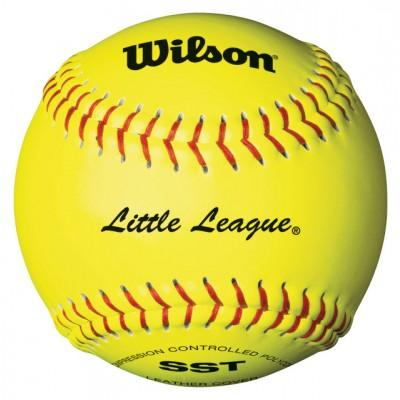 Wilson A9074 Little League Polycore Fastpitch Softball 12 inch
