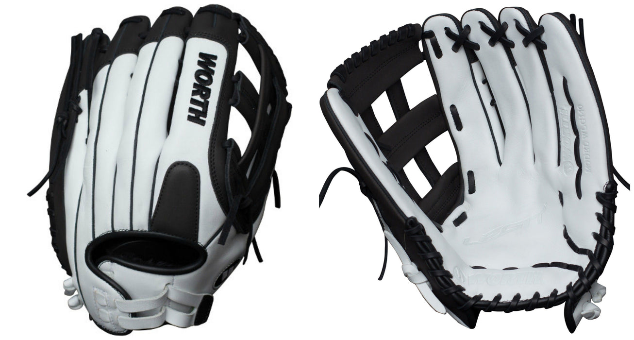 Worth Legit Slowpitch 14 Inch Softball Glove: WLG140PH