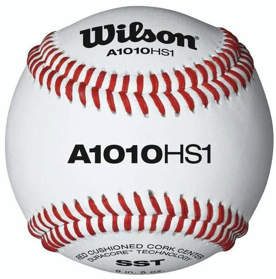 Wilson A1010BHS1SST High School NFHS Baseball