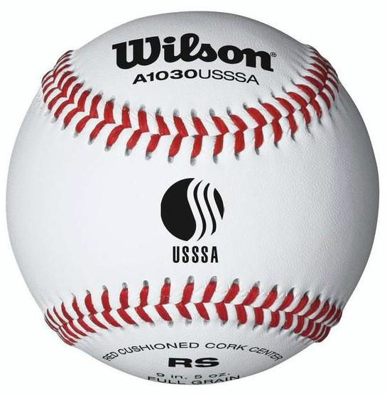 Wilson A1030BUSSSA official League Baseball