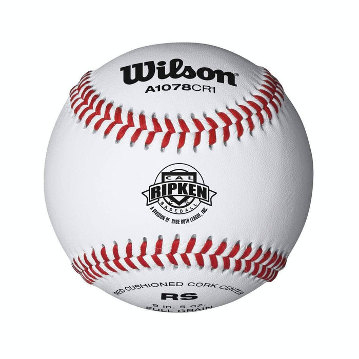 Wilson A1078BCR1 Cal Ripken League Baseball