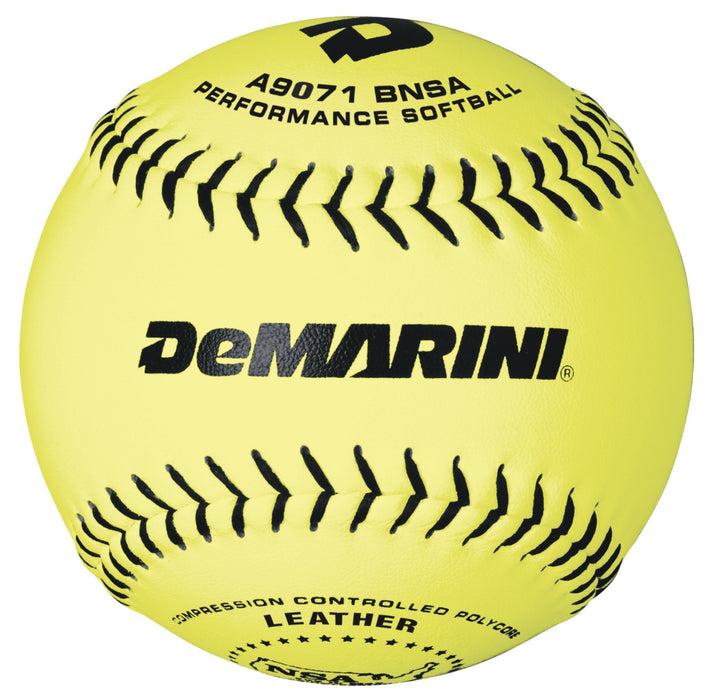 DeMarini 12 Inch NSA Leather .52/275: WTA9071BNSA