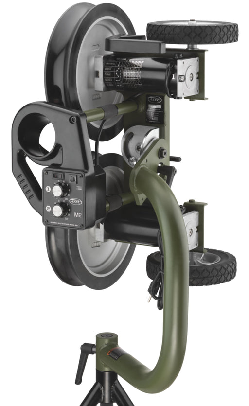 ATEC M2 Baseball Pitching Machine (Casey Pro): ATMM2BT