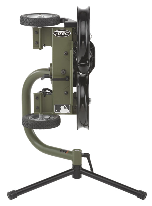 ATEC M2 Softball Pitching Machine (Casey Pro): ATMM2SL