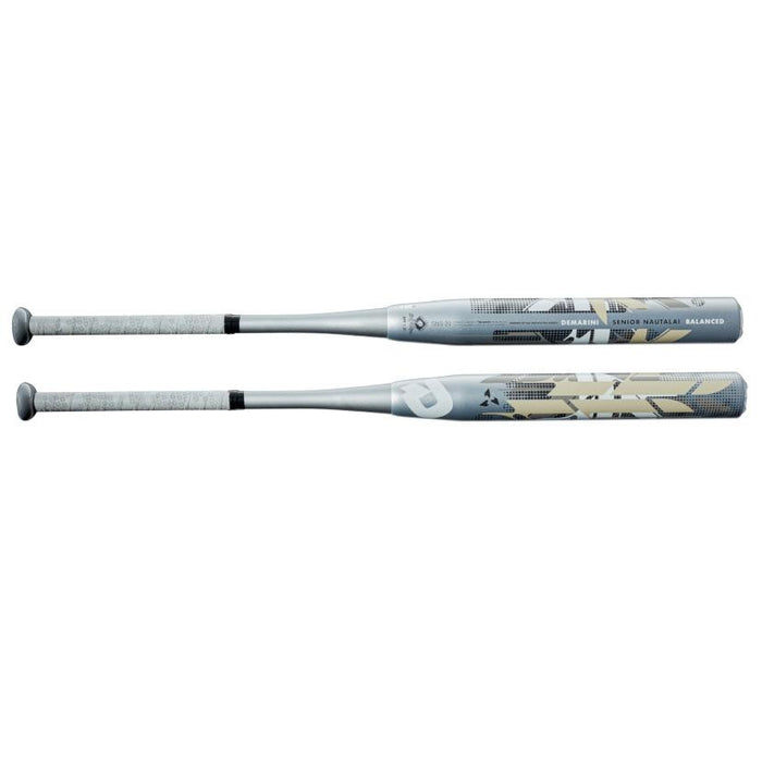 2021 DeMarini Nautalai Balanced Senior Slowpitch Softball Bat:  WTDXSNS-21
