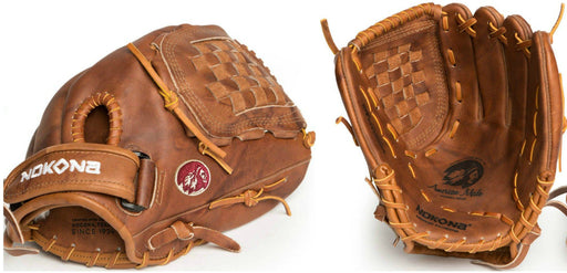 Nokona Walnut WV120C Fastpitch Glove: WV1250