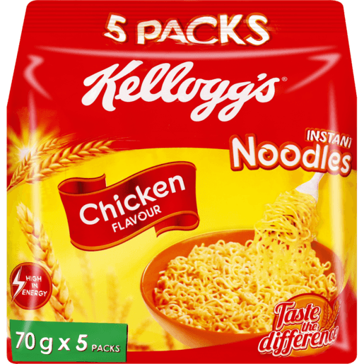Kellogs Instant Noodles Chicken 70g x 5