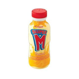 Clover Super M Banana300 ML x 6 - Buy Groceries Online