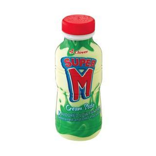 Clover Super M Creme Soda 300 ML x 6 - Buy Groceries Online