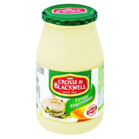 Crosse & Blackwell Rich Creamy & Tangy Mayonnaise 750g