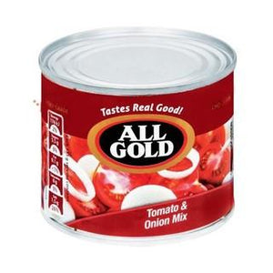 All Gold Tomato & Onion Mix 215g - Buy Groceries Online
