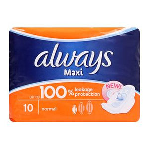 Always Maxi Plus 10s - Buy Groceries Online