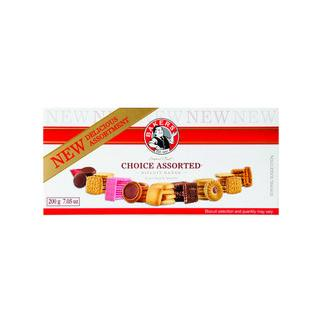 Bakers Choice Assorted 200g - Buy Groceries Online