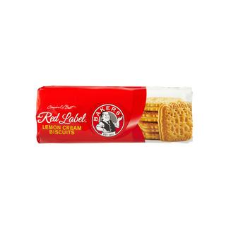 Bakers Lemon Cream Red Label Biscuits 200 g - Buy Groceries Online