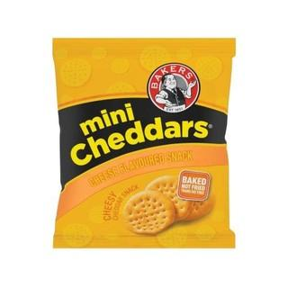 Bakers Mini Cheddar Cheese 33g x 6 - Buy Groceries Online