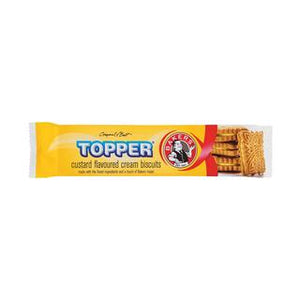 Bakers Topper Custard 125g - Buy Groceries Online