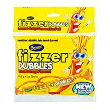 Beacon Fizzers Dubbles Lemon & Orange Fun Pack 24's