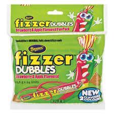 Beacon Fizzers Dubbles Strawberry & Apple Fun Pack 24's
