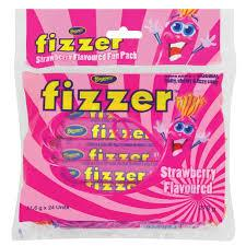 Beacon Fizzers Strawberry Fun Pack 24's