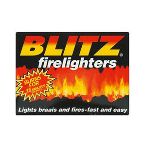 Blitz Firelighters 500g