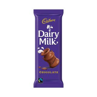 Cadbury Dairy Milk Choc Slab 80g - Buy Groceries Online