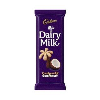 Cadbury Dairy Milk Slab Cashew & Coconut 80g - Buy Groceries Online