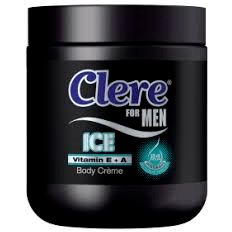 Clere Body Cream for Him Ice 250ml - Buy Groceries Online