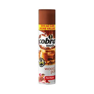 Cobra Touch Wood Polish Potpourri 300ml - Buy Groceries Online