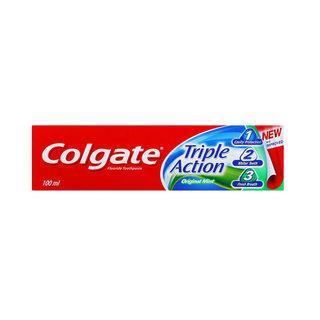 Colgate Toothpaste Triple Action 100ml - Buy Groceries Online