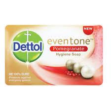 Dettol Even Tone Pomegranate 175 g