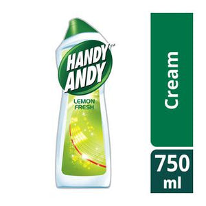 Handy Andy Cream Lemon Fresh 750 ml
