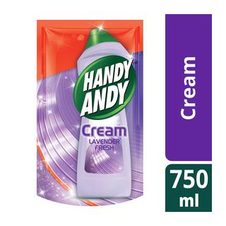 Handy Andy Lavender Refill 750 ml