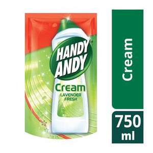 Handy Andy Lemon Refill 750 Ml