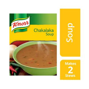 Knorr Soup Chakalaka 50g - Buy Groceries Online