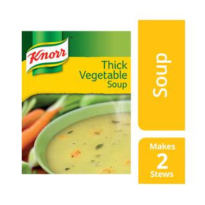 Knorr Soup Thick Vegetable 50g