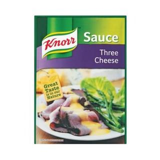 Knorr Three Cheese Sauce 43 g