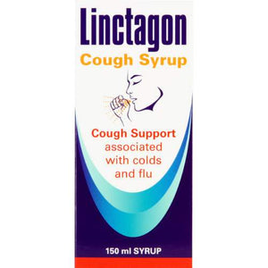 Linctagon Cough Syrup 50 ml