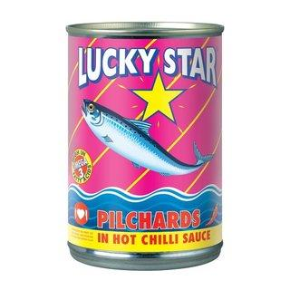 Lucky Star Pilchards In Chilli Sauce 400g - Buy Groceries Online