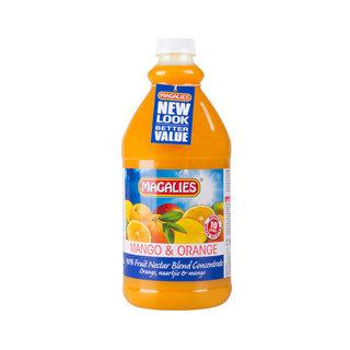 Magalies Nectar Mango Orange 2 L - Buy Groceries Online