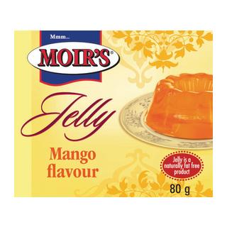 Moir's Exotic Mango Jelly 80g - Buy Groceries Online